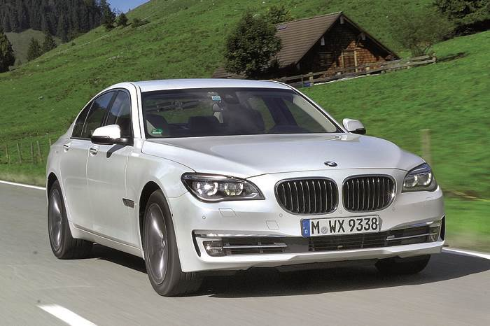 2013 BMW 7-series review, test drive and video
