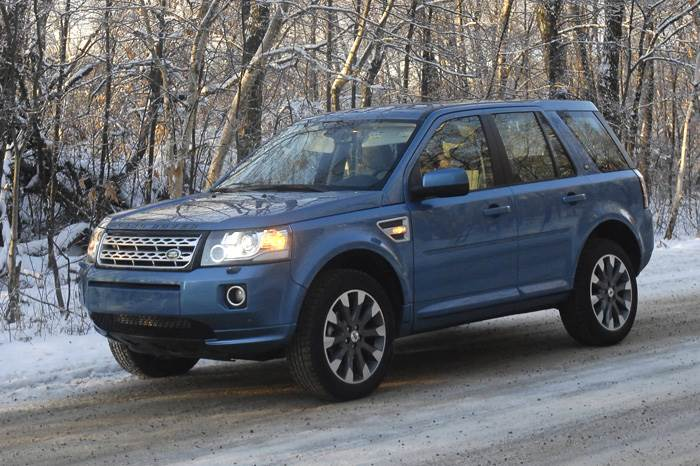 2013 Land Rover Freelander 2 review, test drive