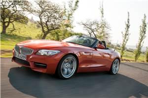 BMW Z4 facelift revealed