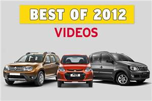 Best of 2012: Top 5 video reviews