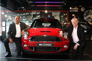 Mini's new Hyderabad outlet