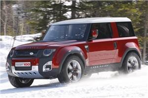 Land Rover DC100 inches closer to reality