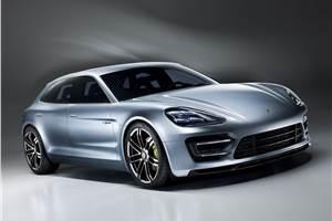 Porsche readies BMW 5-series rival