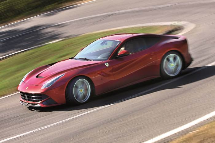 Ferrari F12 review, test drive