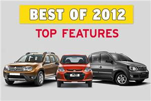 Best of 2012: Top feature stories