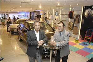Tata inaugurates flagship showroom