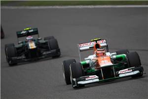 Final 2013 F1 seats set to be filled