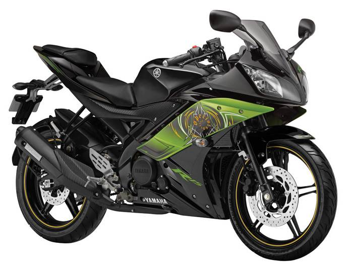 R15 V2 Limited Edition 2013 New livery for 2013 Ya...