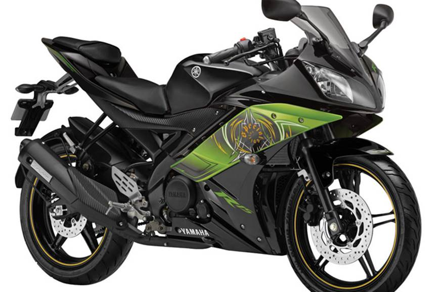 R15 V2 Limited Edition 2013 New livery for ...