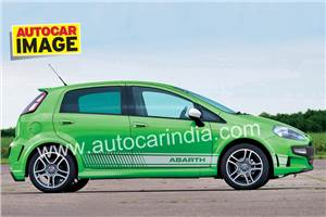 Localised Punto Abarth coming this year