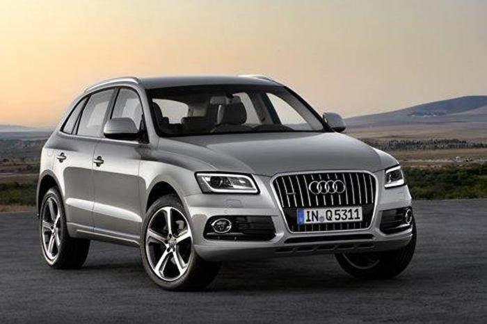Audi Q5 facelift launched