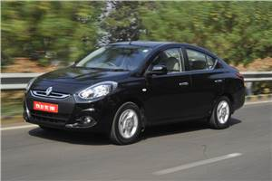 Renault Scala Automatic review, test drive