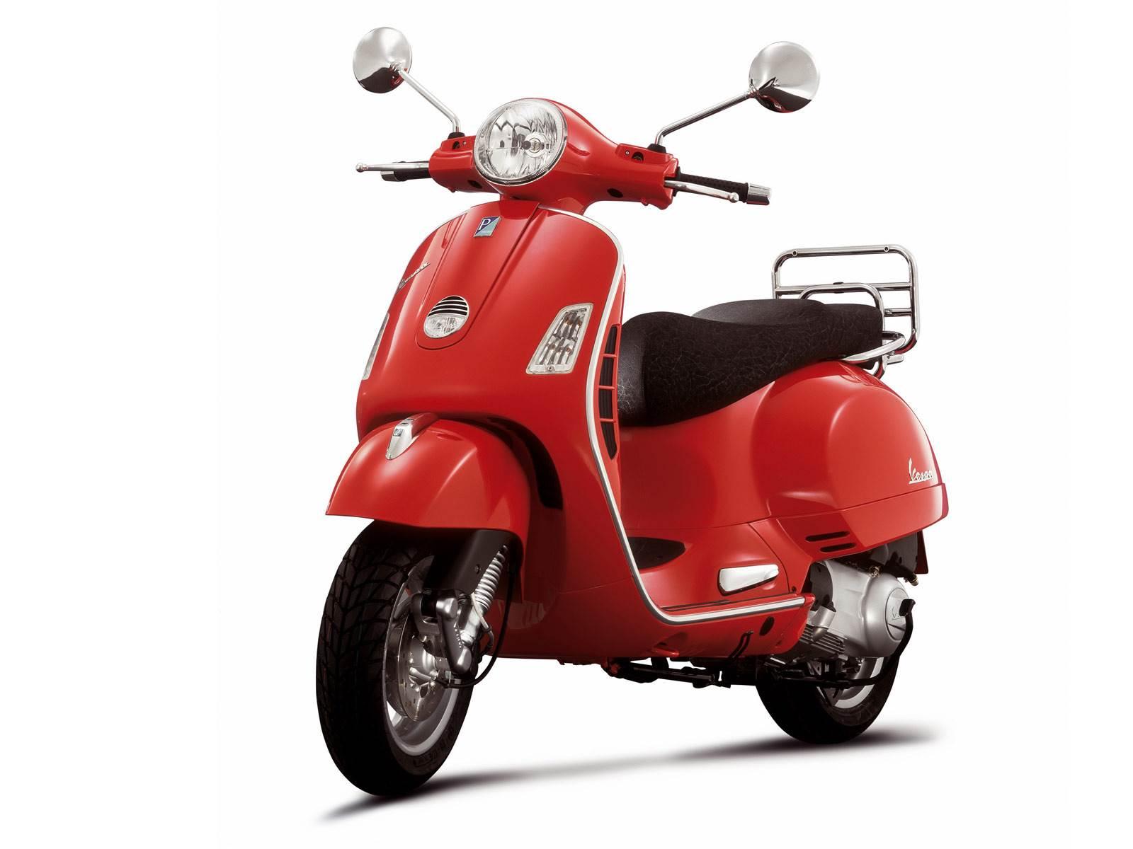 Vespa working on mass market scooter