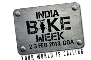 India Bike Week starts tomorrow