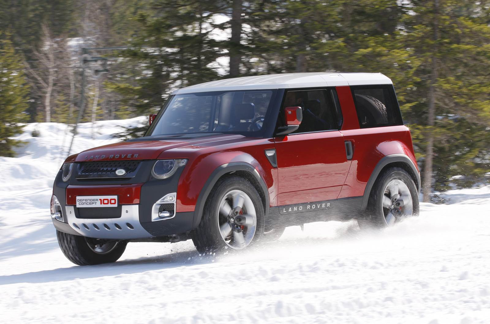 Land Rover plans compact SUV