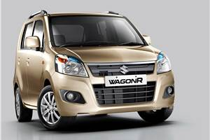 Maruti WagonR facelift launched