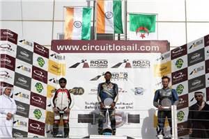Rajini wins at Losail