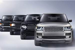 JLR global sales in 2012 up 30 percent