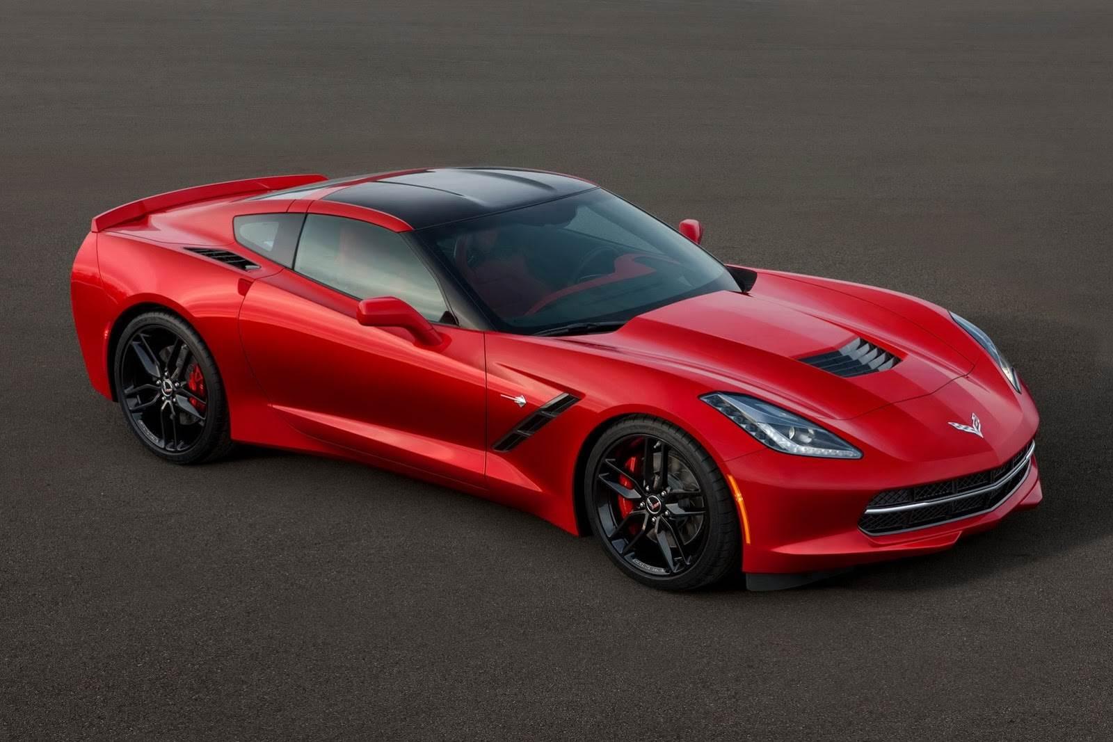 New 2014 Chevrolet Corvette Stingray revealed