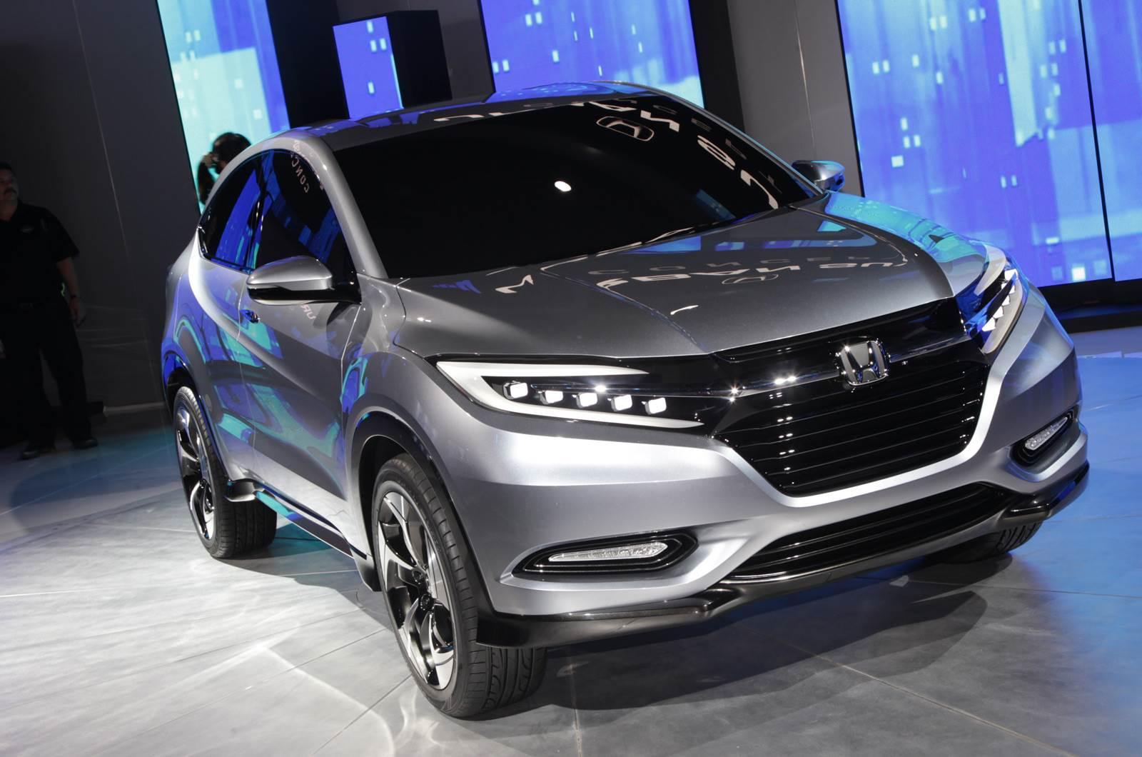 Honda Urban SUV concept revealed
