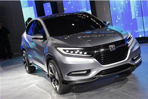 Honda Urban SUV concept revealed