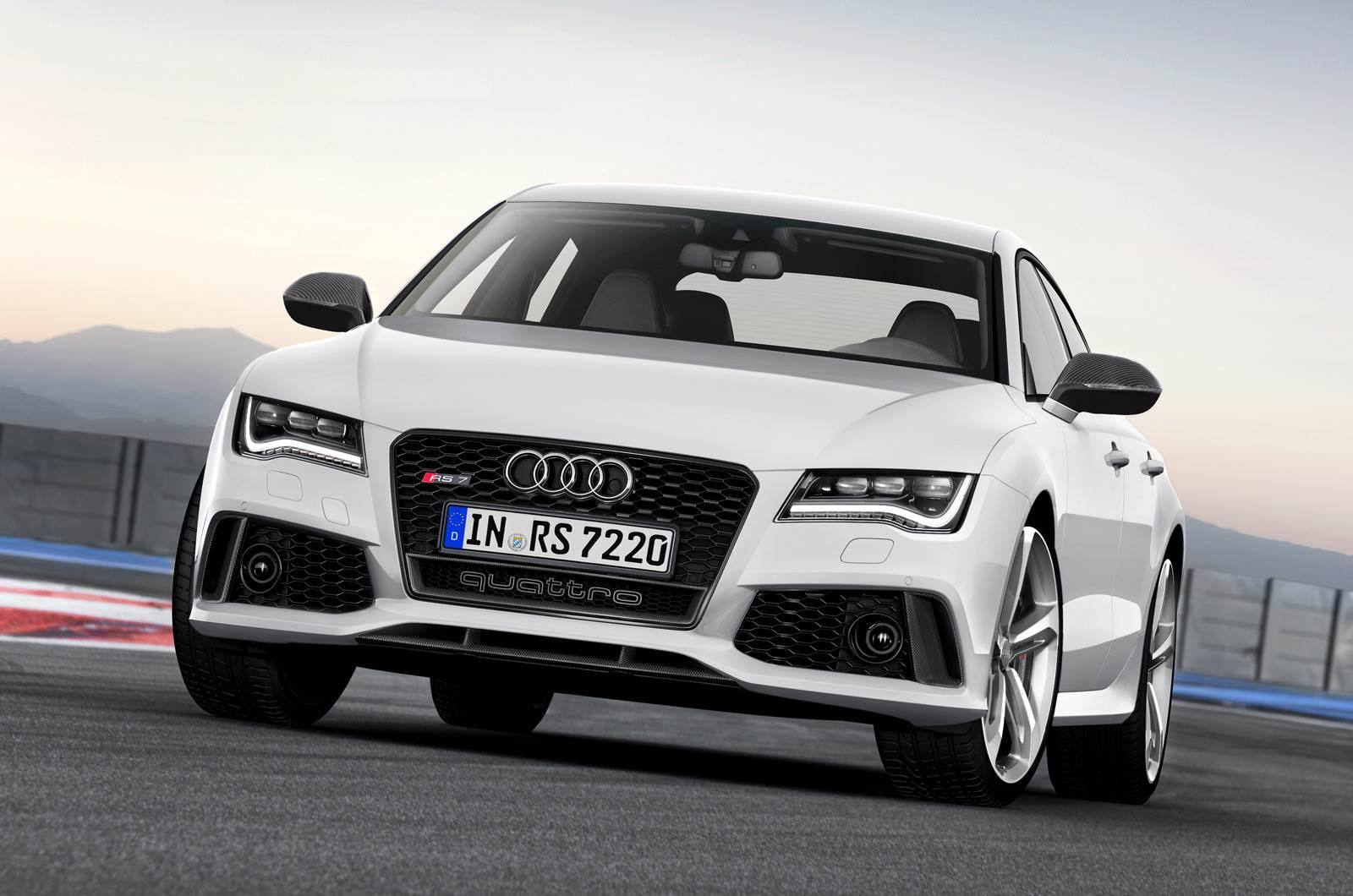 Audi RS7 revealed