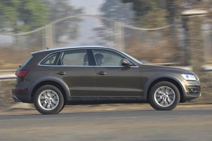 Audi Q5 Facelift Review Test Drive Autocar India