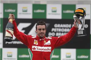 Alonso 'much more' confident for '13