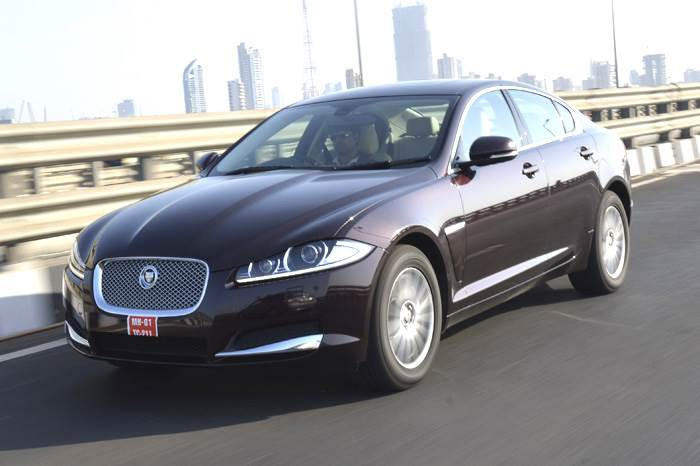 New Jaguar XF 2.2 Diesel review, test drive and video