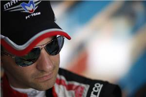 Glock may leave Marussia