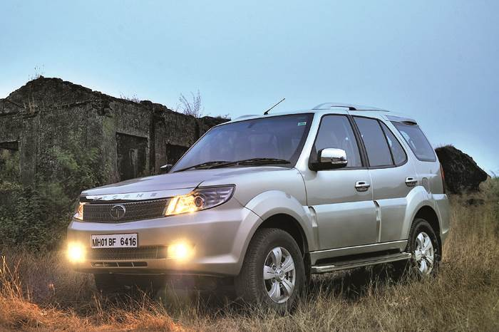 Tata Safari Storme review, test drive