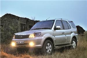 Tata Safari Storme review, test drive
