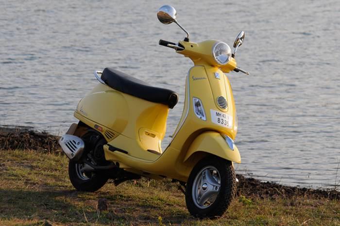 Vespa LX125 prices slashed