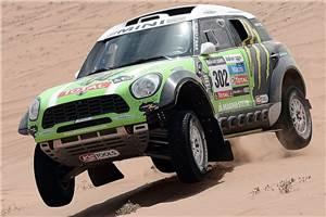 Peterhansel seals another Dakar win