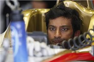 Narain keen on Indycar switch
