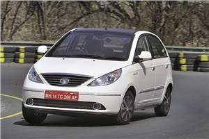 2013 Tata Vista D90 review, test drive and video