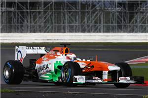 Force India VJM06 launched at Silverstone
