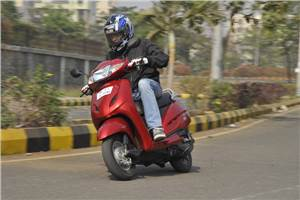 New Honda Activa review, test ride