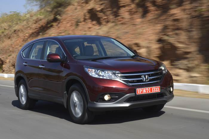 New 2013 Honda CR-V review, test drive and video