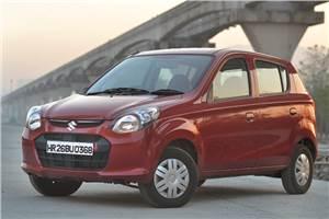 Maruti Alto 800 review, test drive