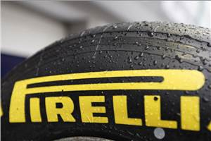Pirelli reveals early tyre choices
