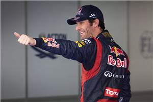 Webber backs new DRS restrictions