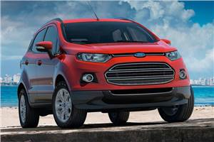 Ford targets aggressive pricing for EcoSport