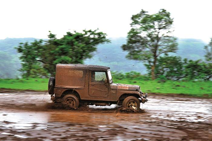 2013 Mahindra Thar long term review third report