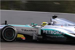 Rosberg fastest as final F1 test ends
