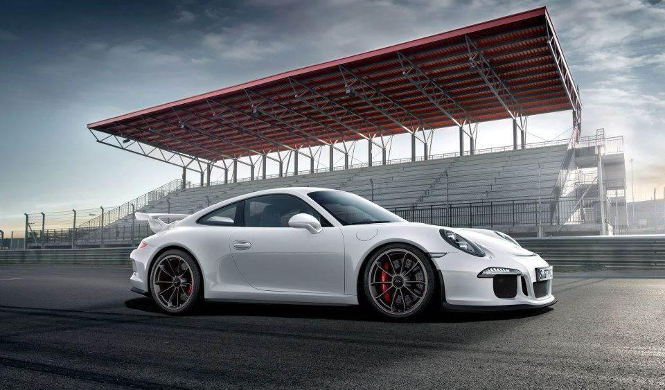 New Porsche 911 GT3 images leaked