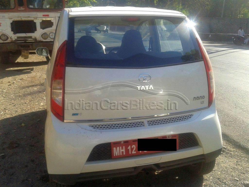 Tata Nano facelift in the works