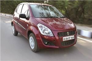 Maruti Ritz automatic review, test drive