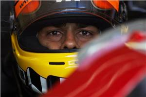 Karun nominated to FIA drivers' commission