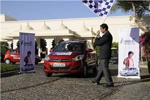 Hyundai i-drive India: Udaipur to Mumbai